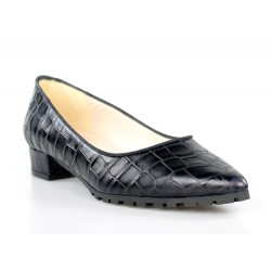 zapatos planos coco azul noche .gr