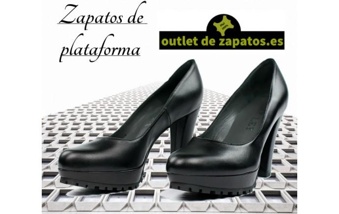 Zapatos de plataforma para invierno