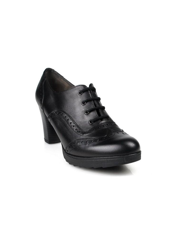 Zapatos de cordones con plataforma - Restos de zapatos ...