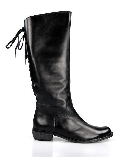 d50ab82cabf outlet botas.botas cordones trasero.botas de piel rebajas