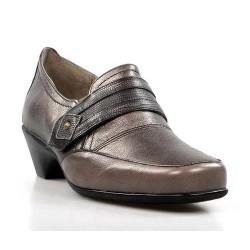zapatos sport dorados .14504