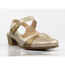 zapato mujer dorado.ps21