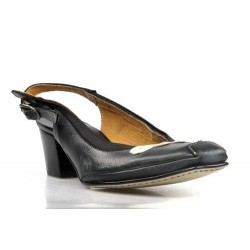 zapato de piel destalonado .ps18
