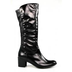 bota negra piel.x324