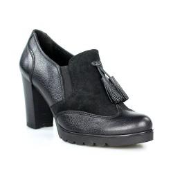 zapatos abotinados con plataforma.39179