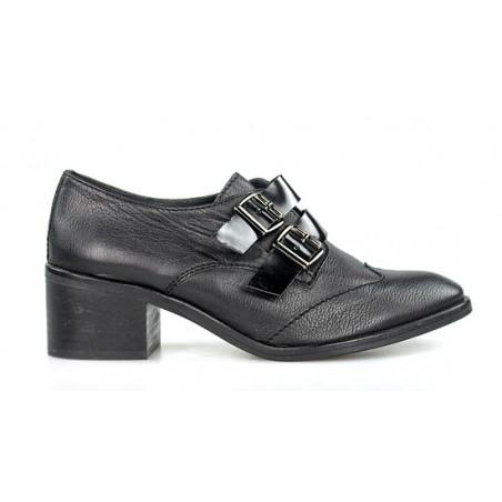 zapatos de mujer estilo masculino.zk25