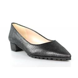 zapatos de puntera planos grises.gr