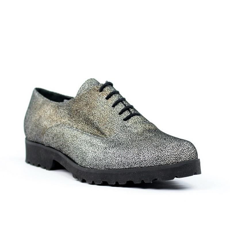 Zapatos de cordones con piso ultralight .zl3