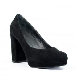 zapatos de ante nego con plataforma.zl6