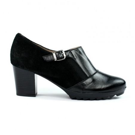 Zapatos abotinados negros.ar10