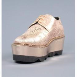 Zapatos blucher cobre.el14