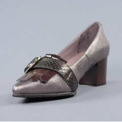 Zapato bronce .or3