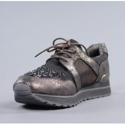 Sneakers xti marrones.xt7