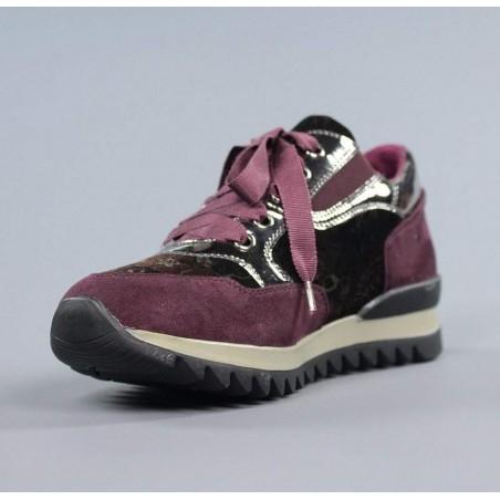 Zapatillas refresh burdeos.r1