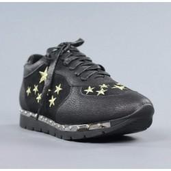 Sneakers negros refresh.r7