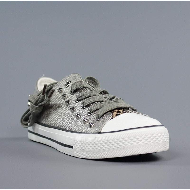 Zapatillas gris refresh.zr4