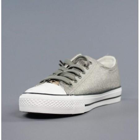 Zapatillas gris refresh.zr4
