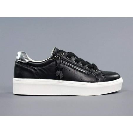 Zapatillas negras refresh.zr5