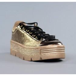 Zapatos dorados b3d.zb6