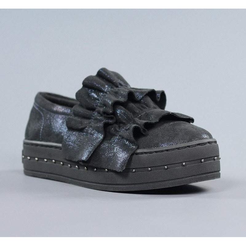 Zapatos azules xti.zxt2