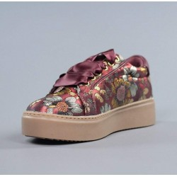 Zapatos mujer xti burdeos.zxt5