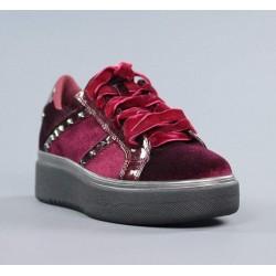 Zapatos xti burdeos.zxt6