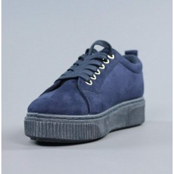 Zapatos xti azules.zxt9