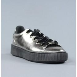 B3d zapatillas plata.zb7