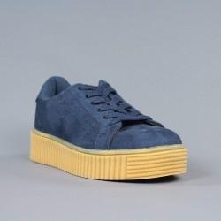Zapatos azules cordones.psx20
