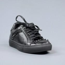 Zapatillas negras carmela.zc8