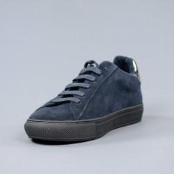 Carmela zapatillas azules.zc16
