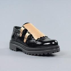 Zapatos flecos.80905