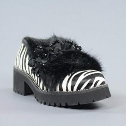 Zapatos cebra.ely1