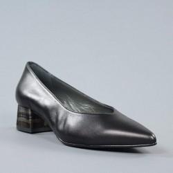 Zapatos tacón escoces.1826