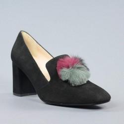 Zapatos pompones.1136
