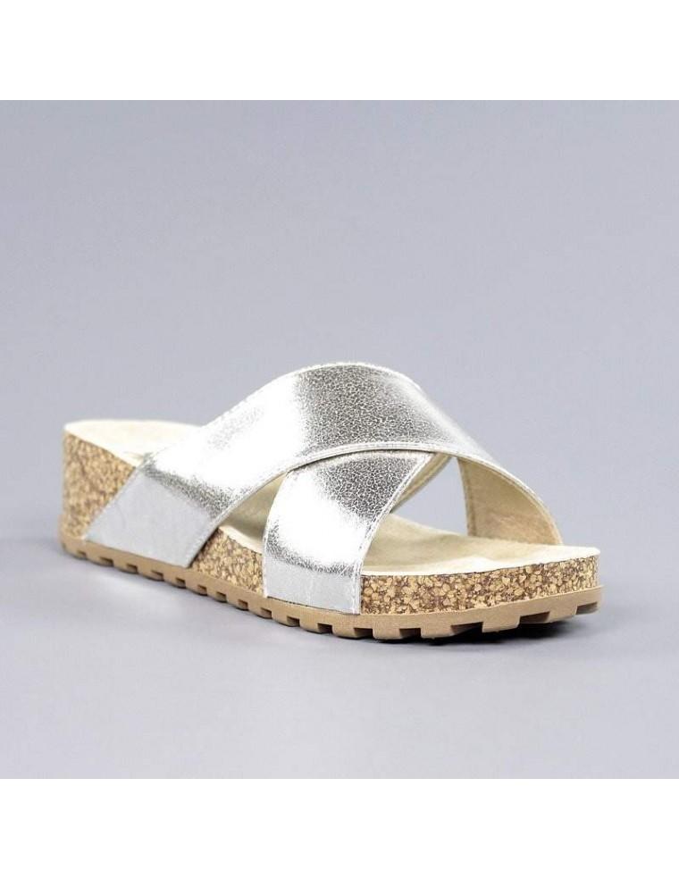 177e963d15d xti zueco plata para comprar online en outlet de zapatos.es