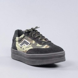 Zapatillas camuflaje sneep crew.ps66