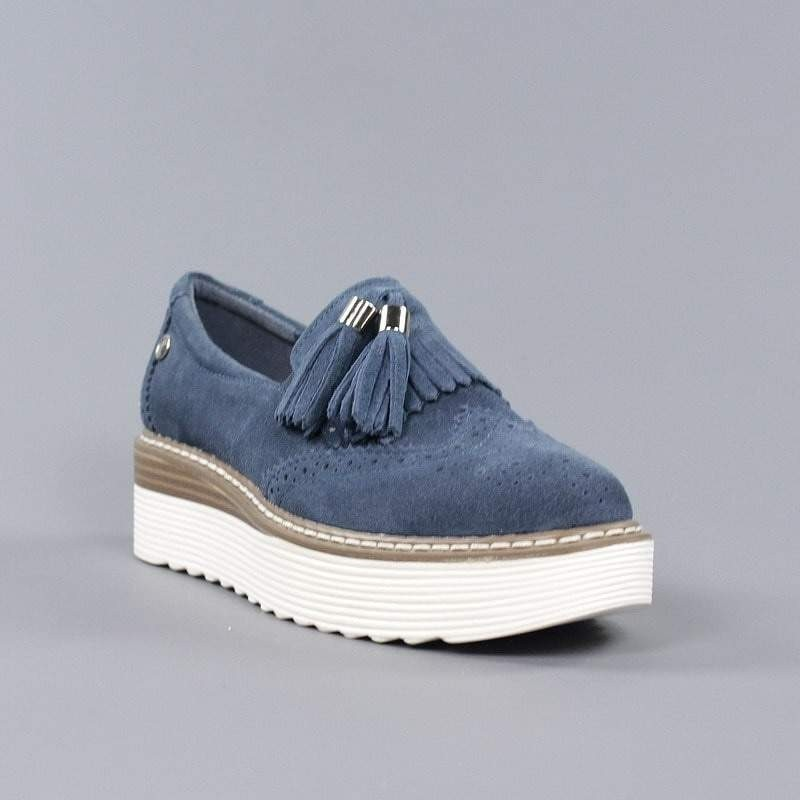 Zapato azul carmela.ps71