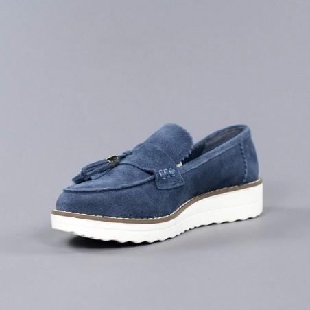 Zapatos azules carmela.ps96