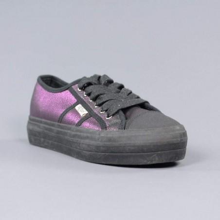 Refresh.zapatillas Burdeos.XV19