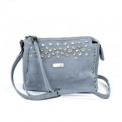 Carmela ,bolso azul.ps114