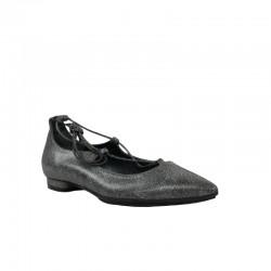 Zapatos planos cordones.1610