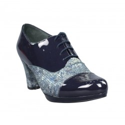 Zapaterias online baratas de zapatos abotinados azule