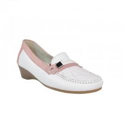 Comprar zapatos de mujer baratos blancos kiowa