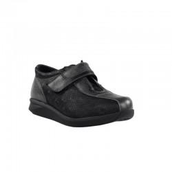 Zapatos mujer cómodos de ancho especial elásticos