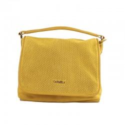 Carmela bolso amarillo  barato de primavera verano