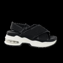 Comprar sandalias baratas deportivas xti negras