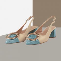 Zapatos mujer miuxa destalonados