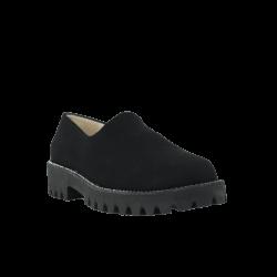 Zapatos comodos mujer baratos jon josef negros tejido