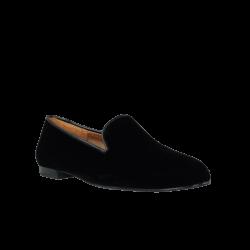 Zapatos planos mujer slippers terciopelo Jon Josef